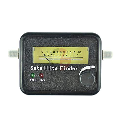 Digital Satellite Finder Signal Dish FTA HD Monitors Signal Strength Meter Finder Best