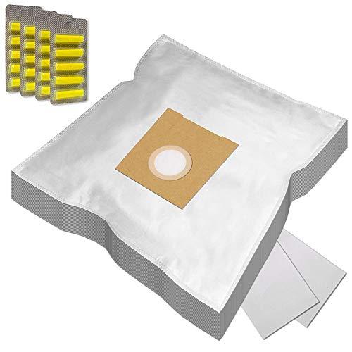 PakTrade XXL Pack - 20 Duftstäbchen + 20 Staubsaugerbeutel geeignet für Bosch Optima BS6