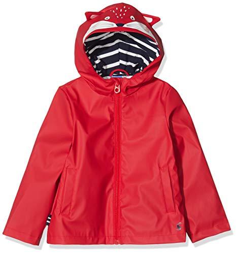 Joules Unisex Baby Riverside Jacke, Rot (Red Fox Redfox), 5 Jahre (Herstellergröße: 5)