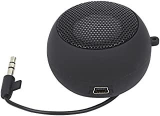 New Mini Portable Rechargeable Travel Speaker Wired 3.5mm Headphone Jack