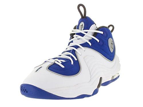 Nike Boys Air Penny II Trainers Comfort Sneakers Blue 6 Medium (D) Big Kid
