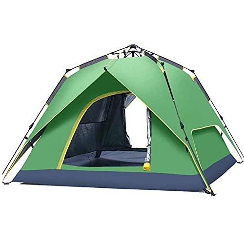WGFGXQ Carpa Domo Acampar Al Aire Libre 2-3 Personas, Carpa Emergente Automática, Refugio Solar Impermeable A Prueba Viento, para Viajes Al Aire Libre Picnic Senderismo
