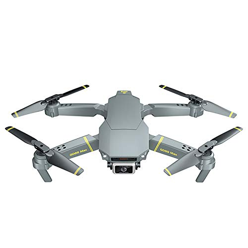 RC Drone with Camera 6K HD WiFi FPV Drone, Gesture Photo Video Altitude Hold Foldable RC Selfie Quadcopter
