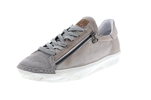 A.S.98 Herrenschuhe - Sneaker 453103 - Grigio, Größe:43 EU