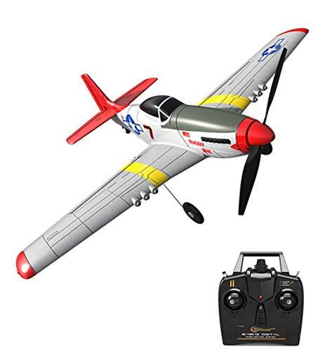 HGYYIO Remote Control Warplane P51 Mustang