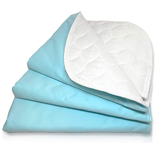 RMS Ultra Soft 4-Layer Washable and Reusable Incontinence...