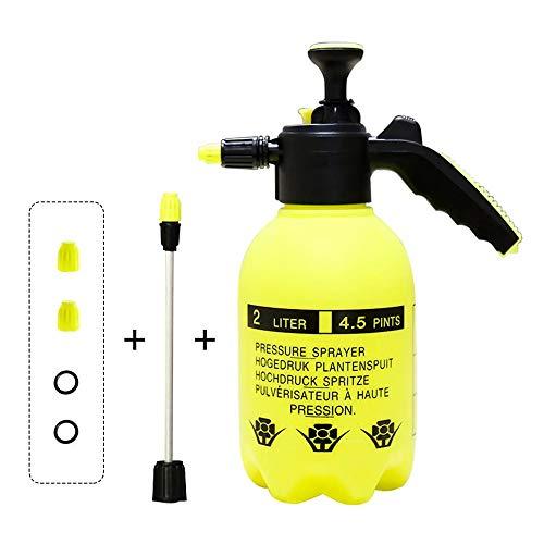 QiHaoHeji Plant Water Spray 2L Draagbare Drukspuit Plant Water Sprayers Tuin Spray Fles voor etherische olie Water
