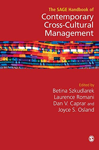 The SAGE Handbook of Contemporary Cross-Cultural Management