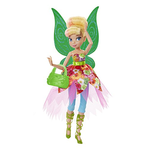 "Disney Fairies 9"" Tink Deluxe Fashion Doll"
