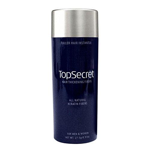 Top Secret Hair Thickening Fibers -Economy Size Refill (.97 OZ.) Dark Brown