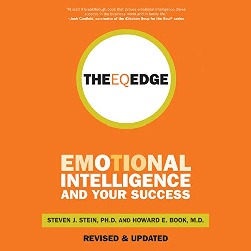 The EQ Edge Audiobook By Steven Stein cover art