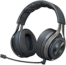 LucidSound LS41 Wireless Surround Sound Gaming Headset for PlayStation 5, PlayStation 4, PS4 Pro, Xbox One, PC, Nintendo Switch, Mac, DTS Headphone: X 7.1 Gaming Headphones