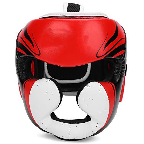 Sombreros de boxeo   Casco de protección para la cabeza de boxeo, diseño científico, estructura facial humana, equipo de protección de boxeo para hombres, mujeres, niños, adultos, jóvenes.