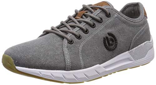 bugatti Herren 321654036900 Sneaker, Grau (Grau 1200), 42 EU