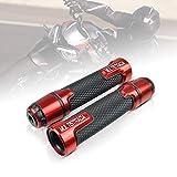 YIEBA 7/8' 22mm Moto Manopole Manubrio Manubri per Ducati Multistrada 950 950S 1200 1200S 1260 1260S...
