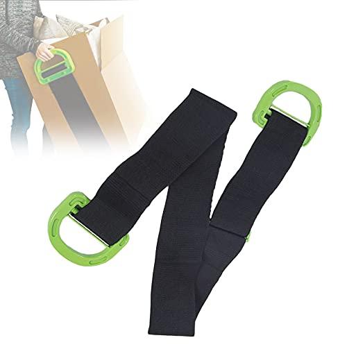 YHWD Cinturón De Transporte Cuerda Móvil Pesada, Artefacto Móvil De Cuerdas Transporte, hasta 500 Libras para Cajas, Muebles, Electrodomésticos