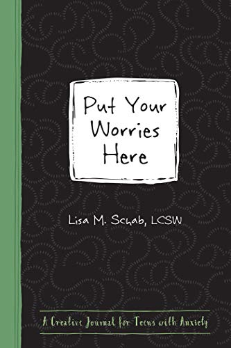 Put Your Worries Here: A Creative Journal