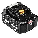 Baster 互換 BL1860B マキタ 18v バッテリー 6.0ah BL1860 マキタ 6.0Ah大容量 リチウムイオン 互換 BL1815、BL1830、BL1840、BL1850、BL1861 リチウムイオン バッテリー 電動工具専用 1年保証