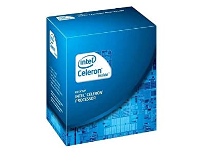 Intel G1610 Box Celeron Dual Core Processor (2.6GHz, 2MB Cache Socket 1155)