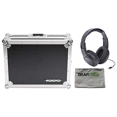 Best Review Of Magma MGA40992 Case for Rane Twelve DJ Controller w/Headphones and Cloth