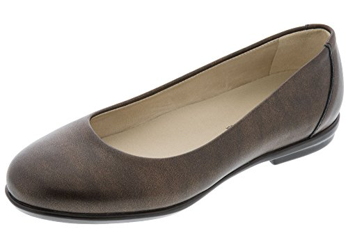 Top 10 best selling list for sas shoes scenic ballet flat