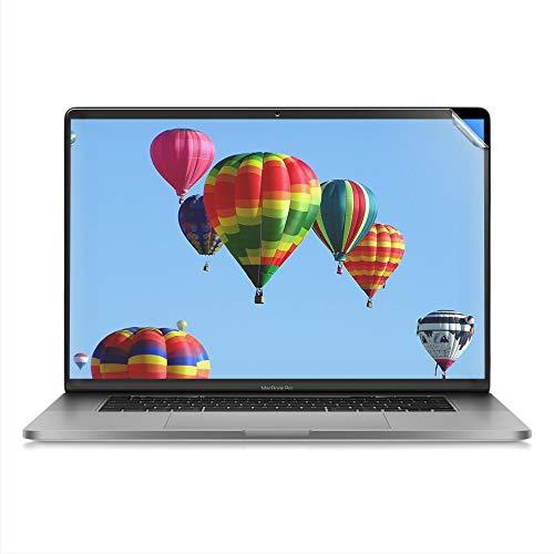 kwmobile Schutzfolie matt kompatibel mit Apple MacBook Pro 15