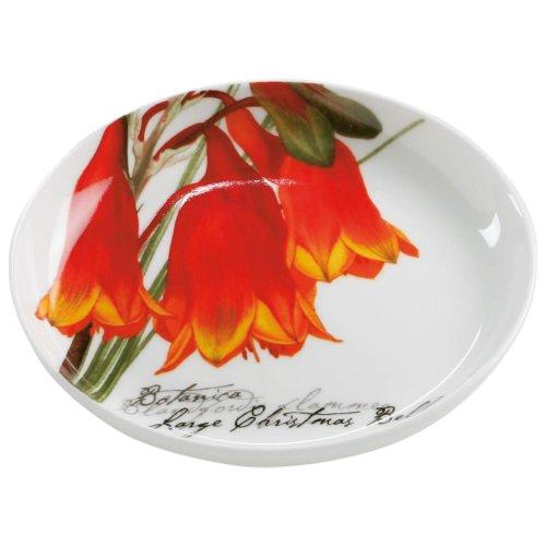 Maxwell & Williams S692121 Botanic Untersetzer, Floral Glocken, 10 cm, in Geschenkbox, Porzellan
