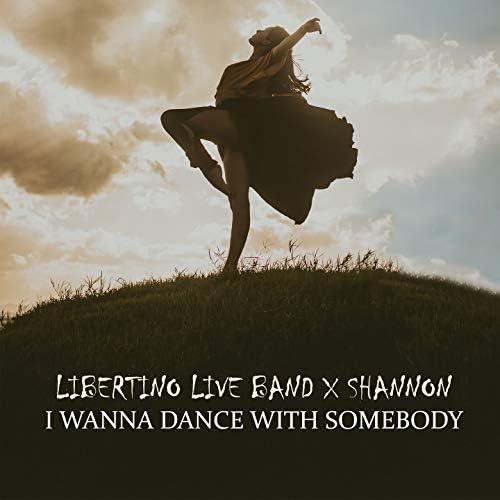 Libertino Live Band feat. Shannon