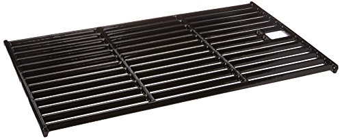 Music City Metals 63523 Gloss Cast Iron Cooking Grid Replacement for Gas Grill Model Perfect Flame E3520-LPG/NG, Set of 3