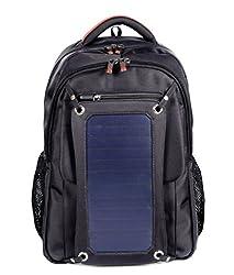 PACK Solar-Rucksack Im Freien Ladetasche Solar-Akku-Ladegerät Umhängetasche Reisetasche,B:DarkBlue