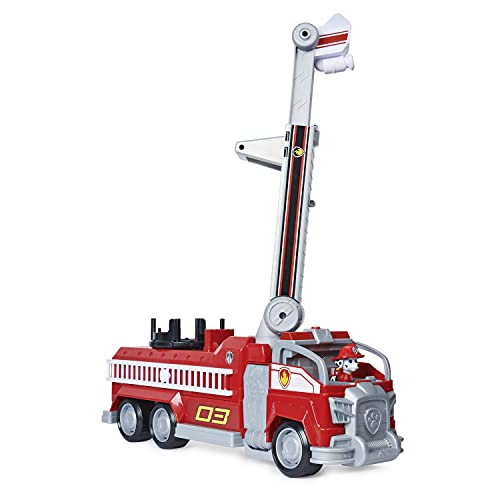 PAW Patrol, Marshall Movie Transforming City Fire Truck