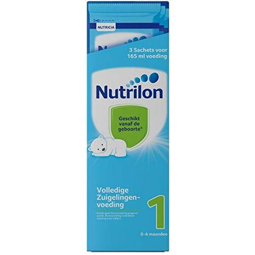 Nutrilon - 1 Zuigelingenvoeding - Minipack 3x 13,6gr