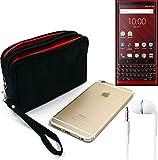 K-S-Trade TOP SET: Belt Pack For Blackberry KEY2 Red