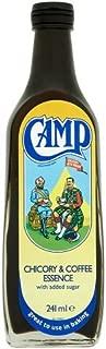 camp coffee and chicory