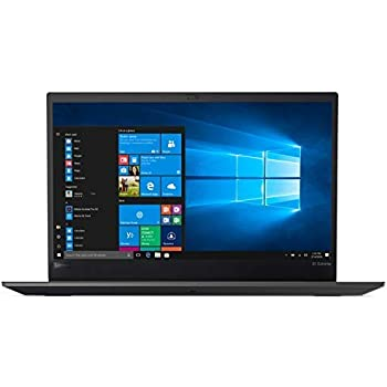 "Lenovo ThinkPad X1 Extreme Business Notebook: Intel 8th Gen i7-8750H (up to 4.1 GHz), NVIDIA GeForce GTX 1050, 32GB RAM, 1TB PCIe NVMe SSD, 15.6"" FHD IPS Display, Windows 10 Pro Professional"