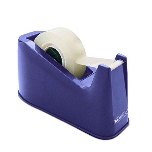 Rapesco Accesorios – Dispensador de cinta adhesiva para rollos de