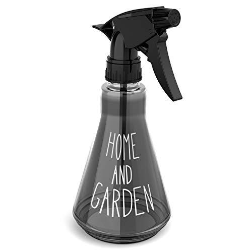 Sprühflasche 500ML PET Zerstäuber Blumensprüher mit Verstellbare 3 Modi Sprühkopf BPA frei Sprayer Leere Sprühflasche für Reinigungsmittel, Flüssigkeit