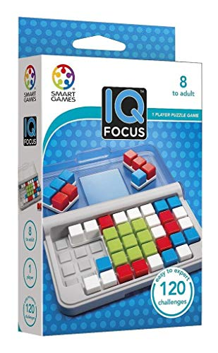 Smart Toys And Games SG422 IQ-Focus, bunt