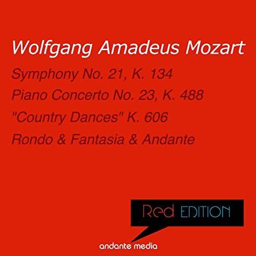 Svetlana Stanceva, Peter Schmalfuss, Alberto Lizzio, Mozart Festival Orchestra