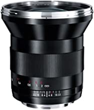 Zeiss 21mm f/2.8 Distagon T ZE Series Lens for Canon EOS Digital SLR Cameras