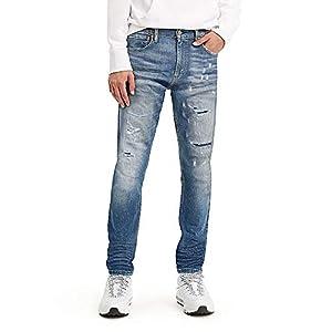 Levi's 512-slim Taper Fit-Destructed Men's Jeans