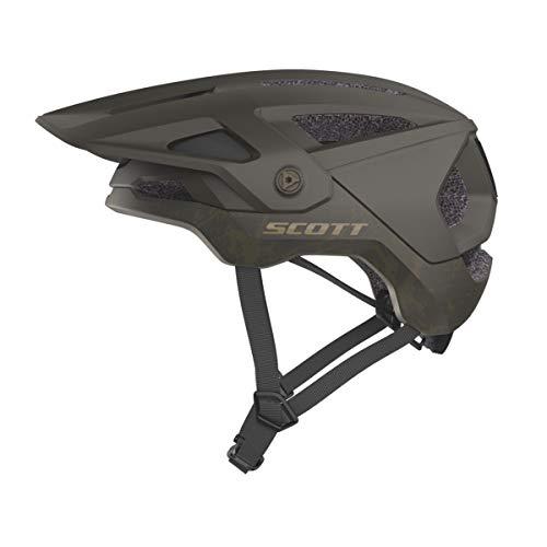 SCOTT Stego Plus MIPS Helmet Medium Marble Brown