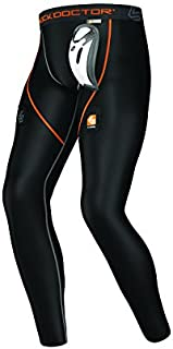 Shock Doctor Compression Hockey Pant w/ Athletic Cup, Hockey Jock, Men's & Boy's