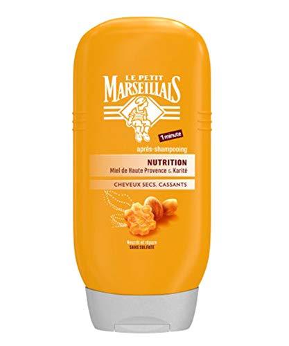 Le Petit Marseillais Hair Conditioner with Shea Butter and Honey 200 Ml by Le Petit Marseillais