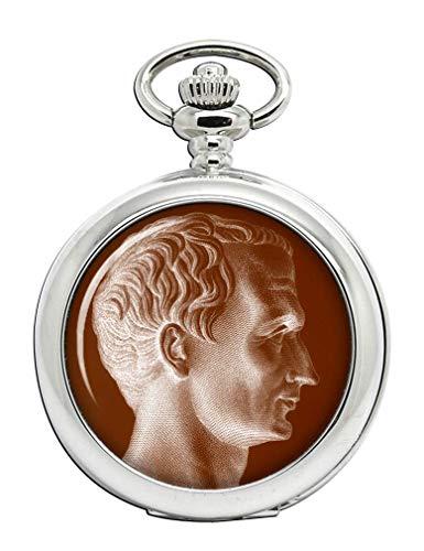 Julio César Reloj de Bolsillo