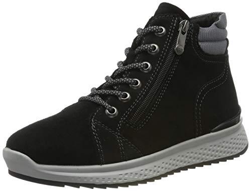 MARCO TOZZI Damen 2-2-26285-23 Sneaker, Schwarz (Black Comb 098), 36 EU