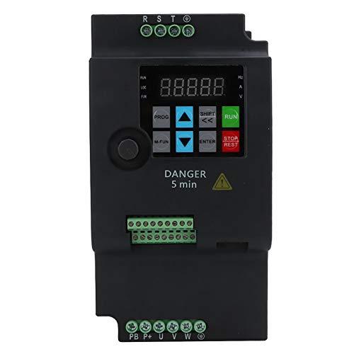 Convertidor de frecuencia, mini inversor, SKI780-5D5G-4 5.5kw 380V Entrada y salida trifásica Motor universal VFD Carga ligera Controlador general de velocidad del motor