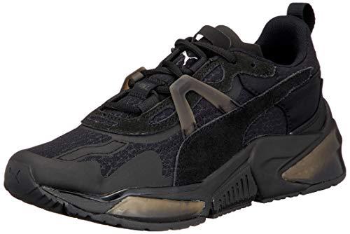 [プーマ] ランニングシューズ スニーカー 運動靴 LQDCell オプティック FM モノ メンズ プーマブラック/プーマシルバー(01) 29.5 cm