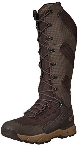 """Danner Men's 41530 Vital 17"""" Snake Boot, Brown - 8.5 D"""