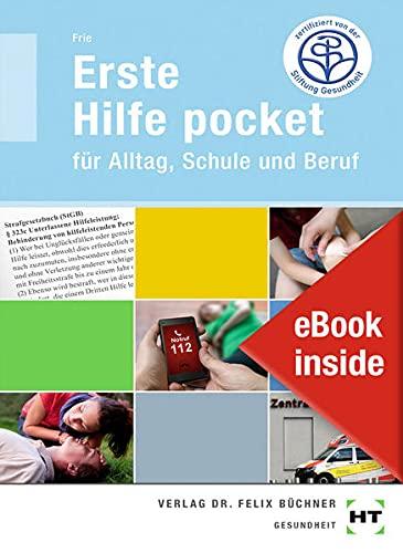 eBook inside: Buch und eBook Erste Hilfe pocket